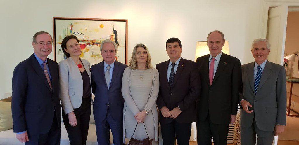 President Leitl visit to Argentina, 03-06 October 2018