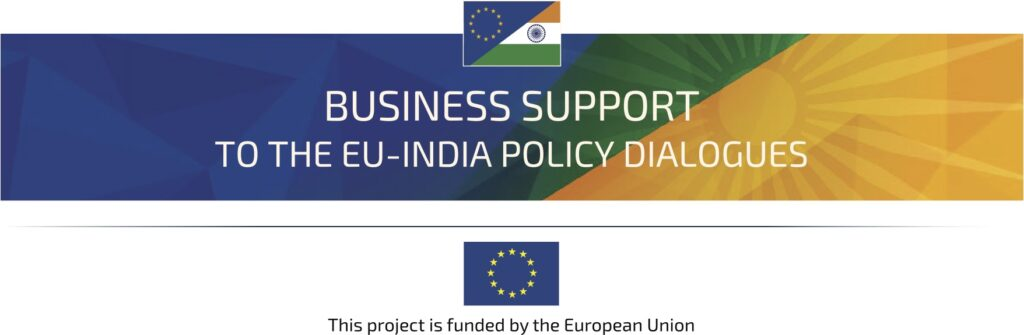 Business Support to the EU-India Policy Dialogues