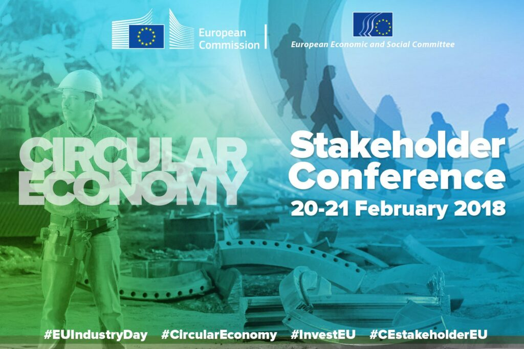 Circular Economy Stakeholder Conference, 20 February 2018
