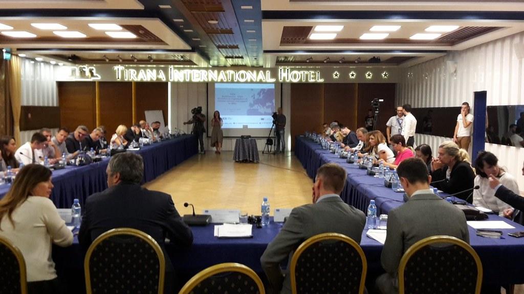 ECH Digitalization Committee in Tirana 13-14/09-18