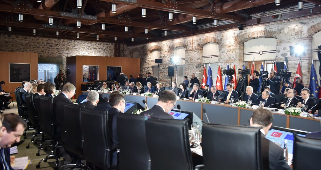 EU-Turkey High Level Economic Dialogue, 28 February 2019