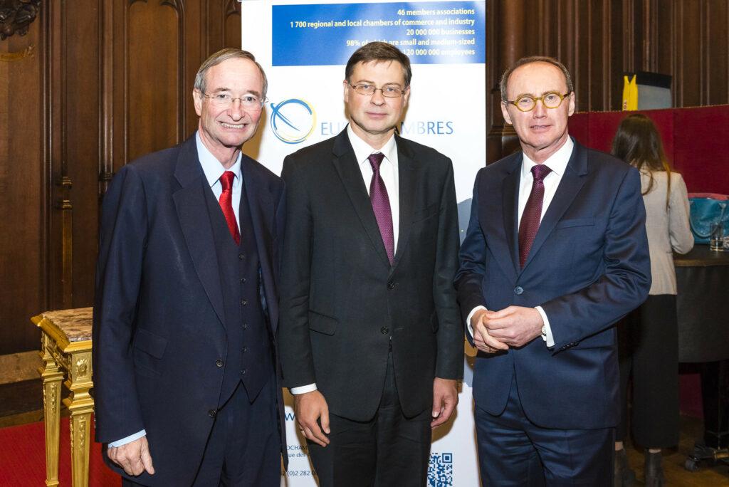 EUROCHAMBRES 2020 Reception