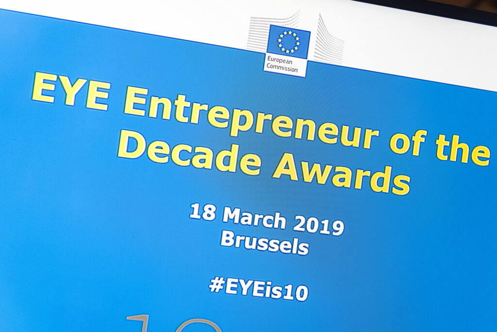 Erasmus for Young Entrepreneurs 10th anniversary celebration