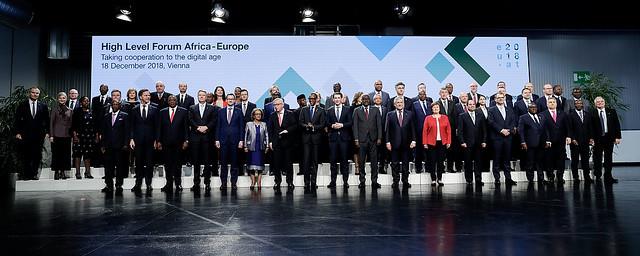 High-Level Forum Africa-Europe 2018