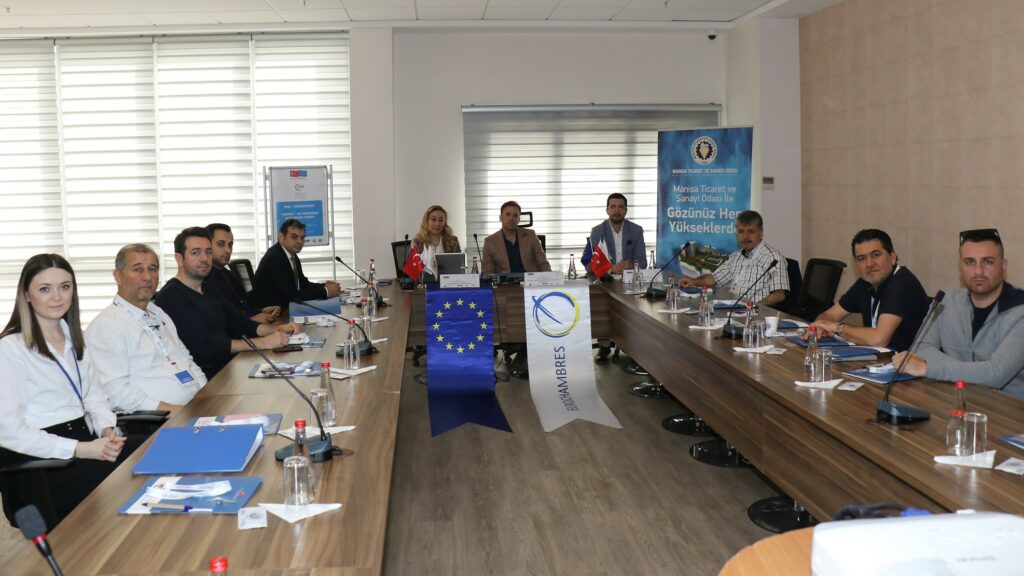 TEBD workshop in Manisa, Turkey, 15/04/19