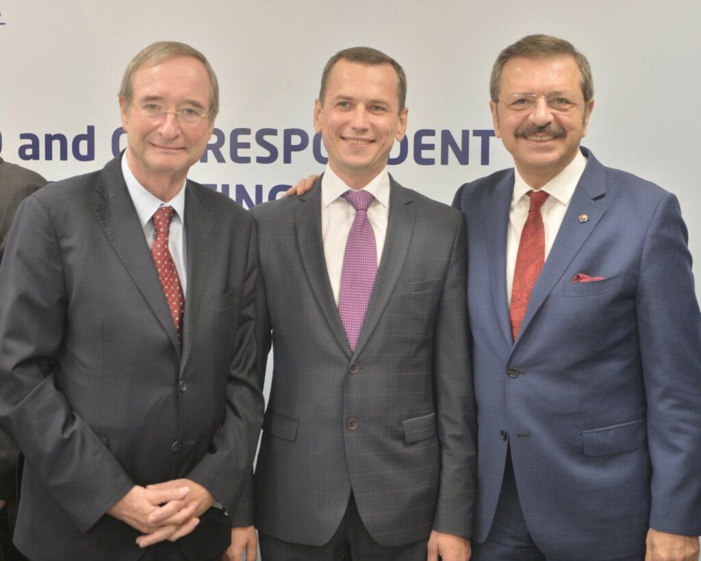 Turkey – EU Business Dialogue (TEBD) launch in Istanbul