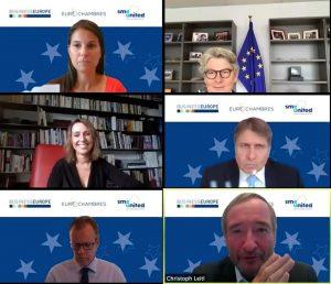 EU SME Strategy event – general picture 1