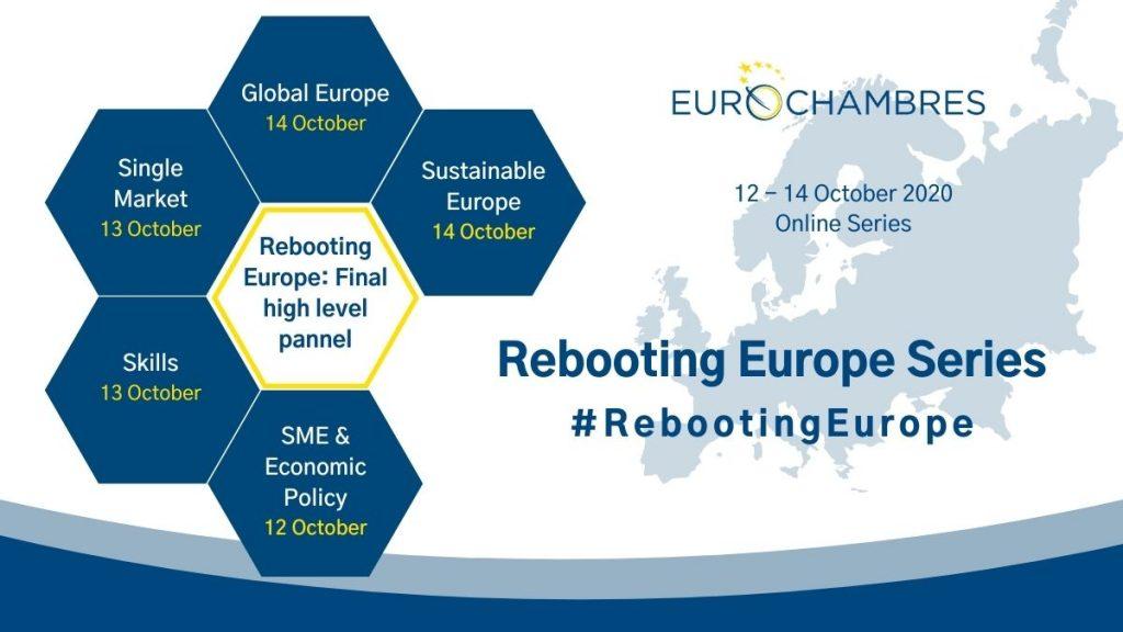 Rebooting Europe Series – online events