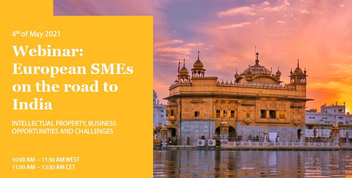 European SMEs on the road to India
