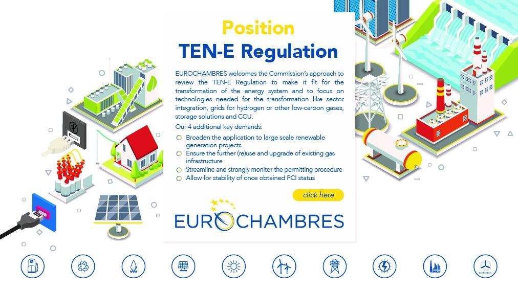 EUROCHAMBRES position on the TEN-E Regulation