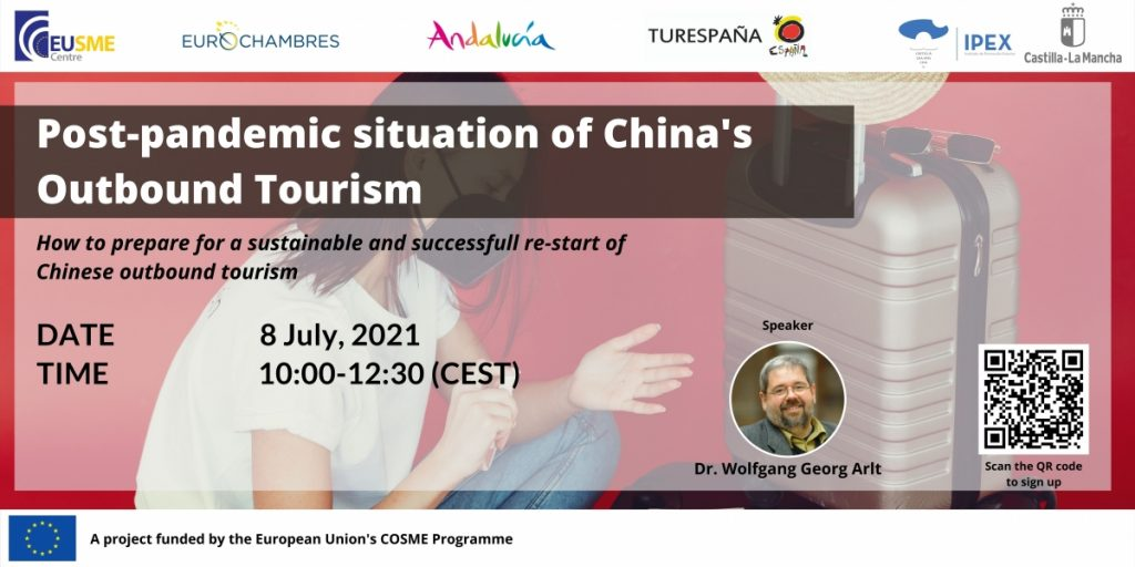 Post-pandemic situation of China's outbound tourism: How to prepare for a sustainable and successful re-start of Chinese outbound tourism