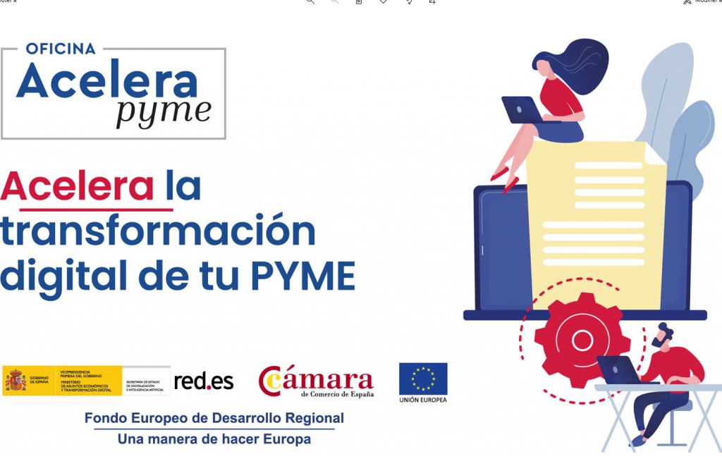 The Spanish Chamber of Commerce focuses on SME digitalisation
