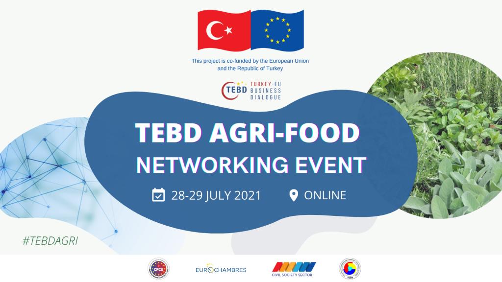 TEBD AGRI-FOOD NETWORKING EVENT