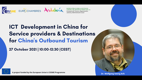 """ICT Development in China for Service Providers & Destinations for China's Outbound Tourism""""\"""