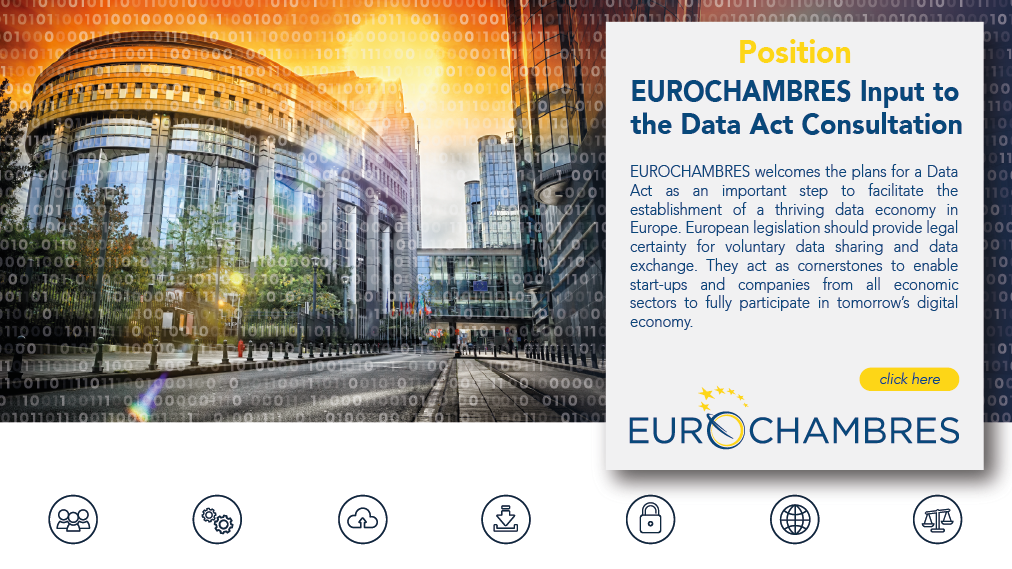 EUROCHAMBRES Input to the Data Act Consultation