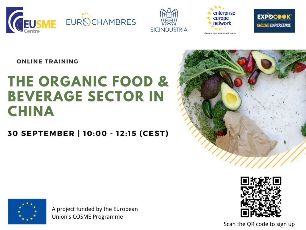 The Organic Food & Beverage Sector in China