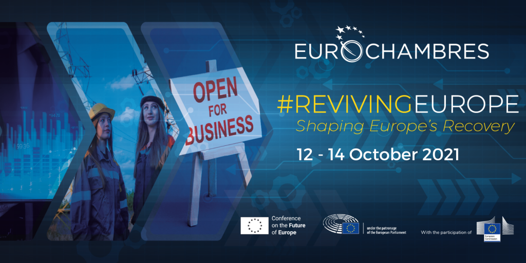 Reviving Europe online events series | 12 – 14 October 2021