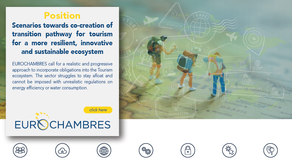 Scenarios towards co-creation of transition pathway for tourism for a more resilient, innovative and sustainable ecosystem