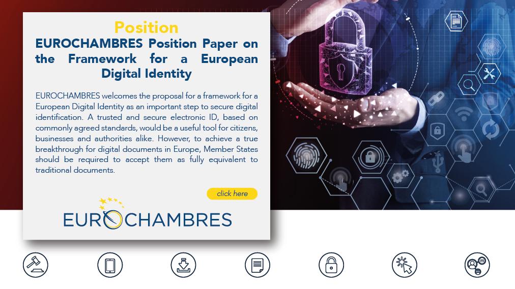 EUROCHAMBRES Position Paper on the Framework for a European Digital Identity