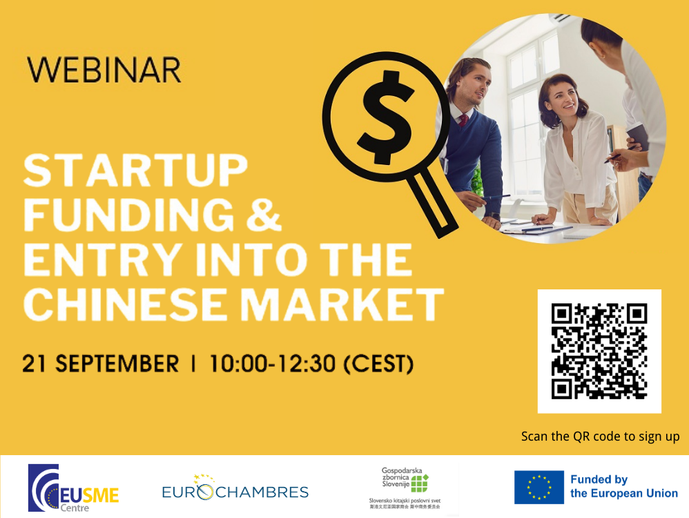 Startup Funding & Entry Into The Chinese Market